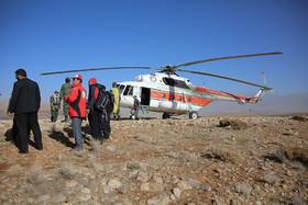روز سوم عملیات جست و جوی لاشه هواپیما تهران-یاسوج