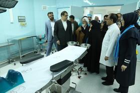افتتاح چند طرح بهداشتی درمانی در خمینی شهر