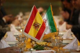 دیدار استاندار اصفهان با وزیر امورخارجه و سفیر اسپانیا