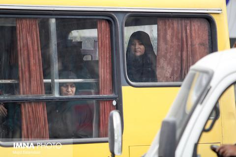 لزوم توجه به امنیت زنان در سیستم حمل و نقل همگانی