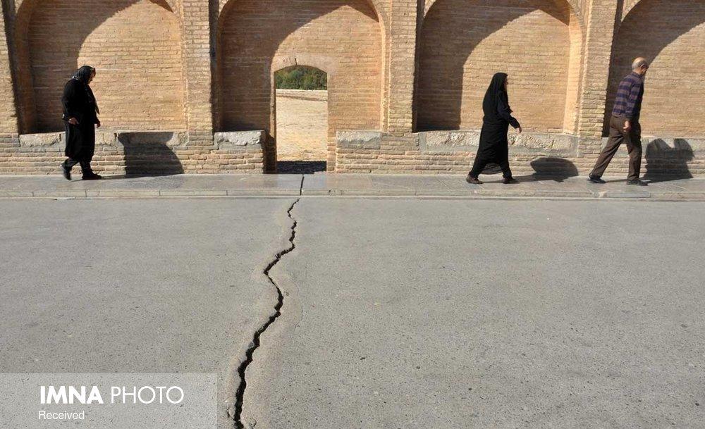 فرونشست اصفهان؛ خطری جدی برای میراث فرهنگی