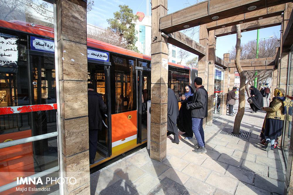 افزایش قیمت بنزین استقبال مردم را از حمل و نقل عمومی بیشتر کرده است؟