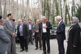 بازدید شهردار و اعضای شورای شهر اراک از اصفهان