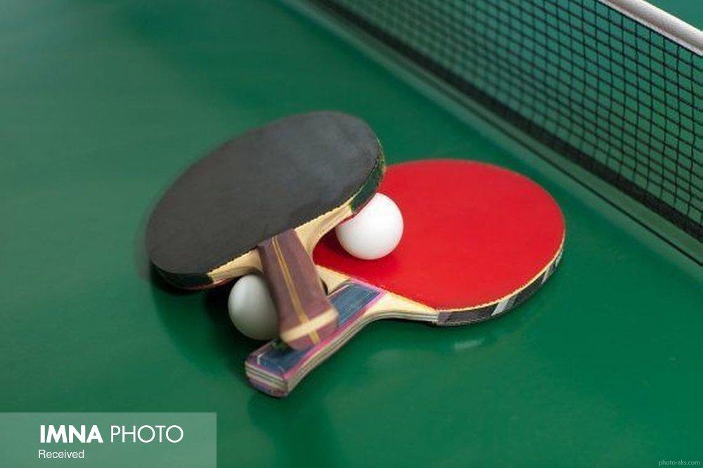 رقبای زنان تنیس روی میز ایران در رقابتهای قهرمانی آسیا