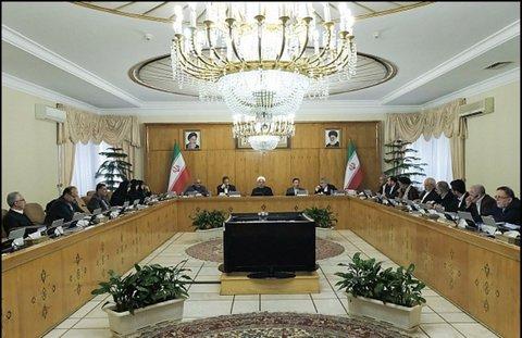 در جلسه هیئت دولت به ریاست روحانی صورت گرفت: اختصاص اعتبار برای تامین آب نخیلات استان خوزستان