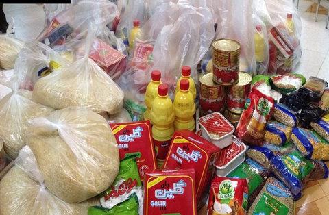 اختصاص ۱۲ هزار سبد غذایی به خانوار مادران باردار و شیرده