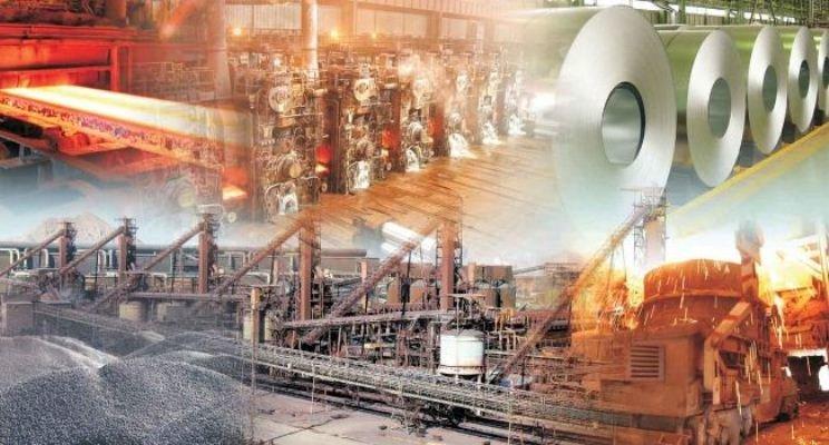 افزایش تولید و صادرات فولاد در دستور کار وزارت صمت