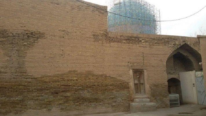 رطوبت دیوارهای مسجد امام تا ۸۰ درصد کنترل شده است