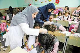 شپش به مهدهای کودک اصفهان رسید