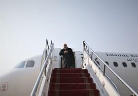 خودداری از سوخت رسانی به هواپیمای ظریف در آلمان / ارتش مشکل را حل کرد