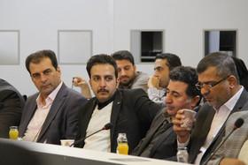 نشست جمعی از وکلا با شهردار اصفهان