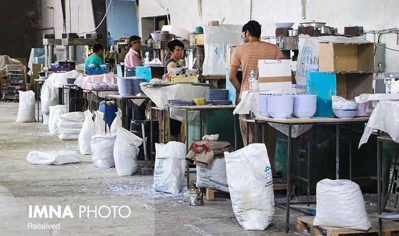 آغاز عملیات اجرای ۱۰۰ واحد صنعتی غیرآلاینده در رحمت آباد خوانسار