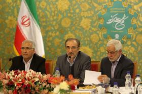 نشست خبری نود پنجمین اجلاس شهرداران کلان شهر های ایران