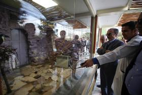 بازدید شهرداران کلانشهر ها از مجموعه گردشگری ناژوان