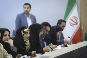 آیین تکریم و معارفه خدمت گزاران مردم در شهرداری اصفهان