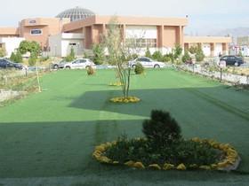 استفاده از آب خاکستری برای آبیاری فضای سبز دانشگاه اصفهان