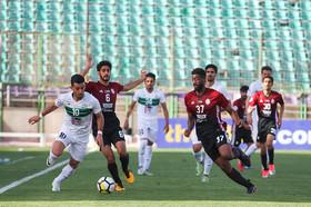 ذوبآهن ایران ۲ - الوحده امارات صفر