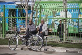 سه شنبه بدون خودرو در محله رسالت