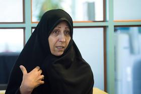 فاطمه هاشمی: پدرم تأکید داشتند زنان باید حقشان را بگیرند