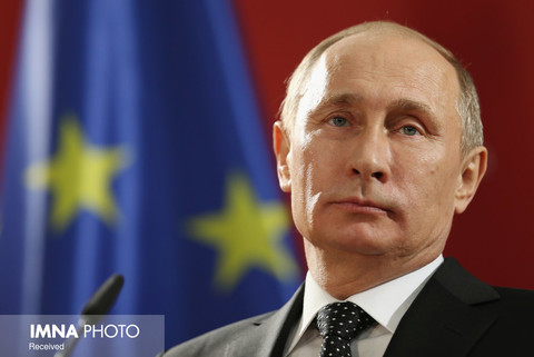 پوتین بر حل و فصل عادلانه مناقشه فلسطین تاکید کرد