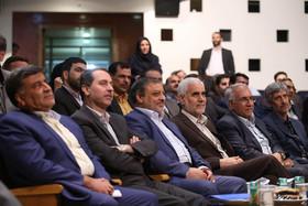 آیین تکریم و معارفه اعضای هیئت مدیره خانه مطبوعات استان اصفهان