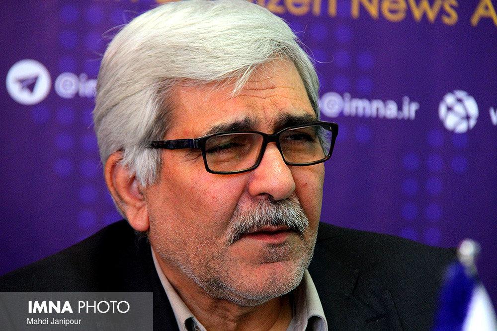 حسینی: روحانی سمت معاون اول رئیس جمهور را به مقامی تشریفاتی تبدیل کرد