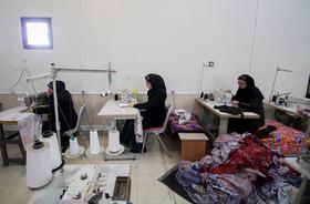 گشایش بازارچه زنان کار آفرین