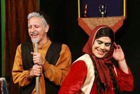 اجرای نمایش «سوسک پری» در نجفآباد