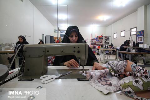 راه اندازی مراکز توانمندسازی بانوان در مناطق کم برخوردار کرمانشاه