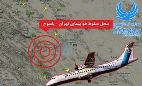 پاسخ شرکت هواپیمایی آسمان به سازمان هواپیمایی کشور