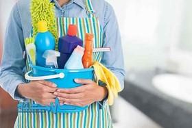 خانه تکانی و افزایش مسمومیت ها
