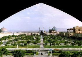 Holy mystery of Isfahan, city of ancient culture