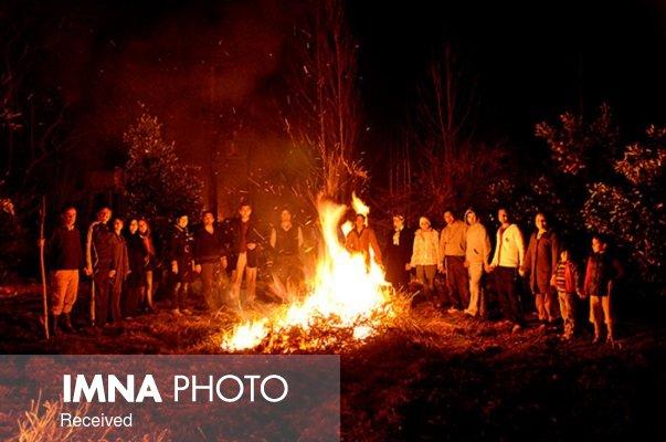 چهارشنبهسوری و عنصر پاک آتش