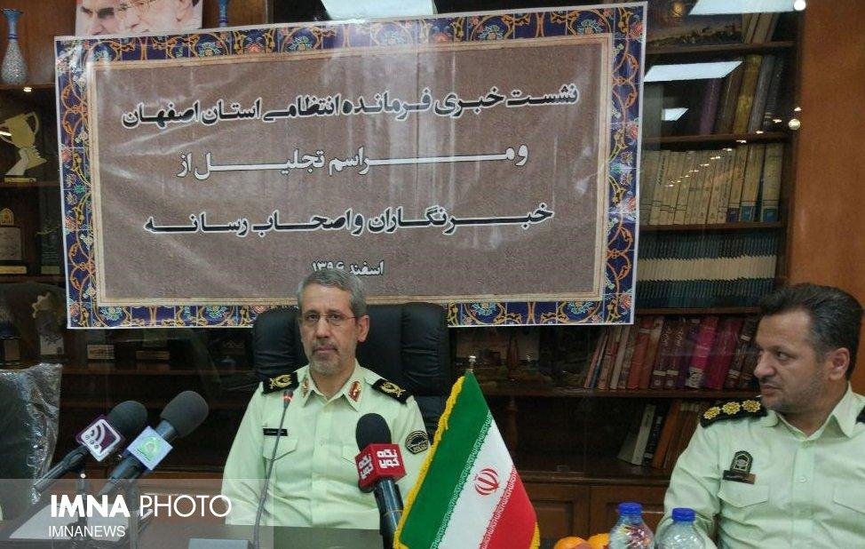 دستگیری ۶  اخلالگر نظام اقتصادی در اصفهان