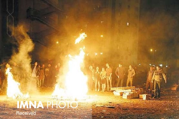 آتش کرونا را در چهارشنبه آخر سال شعلهورتر نکنیم