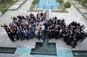 نشست پایان سال مجموعه رسانه ای شهرداری اصفهان