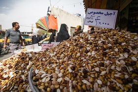 افزایش ۲۰ درصدی قیمت آجیل/ ۵۰ درصد بازار آجیل ایرانی است