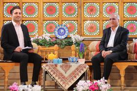 حضور شهردار اصفهان در برنامه اینجا اصفهان