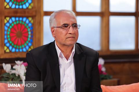 حضور شهردار اصفهان،جناب دكتر نوروزي در برنامه اينجا اصفهان