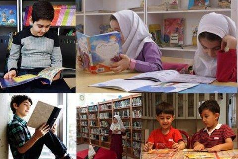 غنیسازی کتابخانههای کانون پرورش فکری کودکان و نوجوانان با ۳۰۰ هزار جلد کتاب
