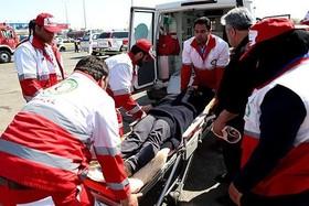 امدادرسانیدر نوروز توسط ۲۲۰۰ امدادگر انجام می شود