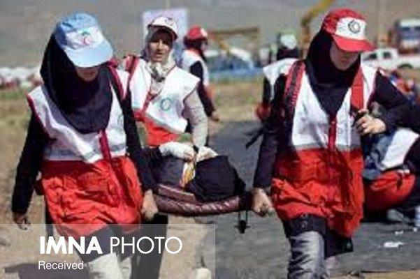 آموزش امداد و نجات به بیش از ۸ هزار و ۷۰۰ اصفهانی