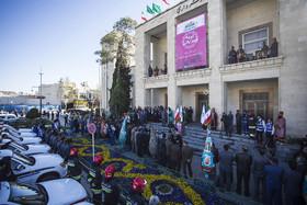 آیین آغازبه کار ستاد خدمات سفر شهر اصفهان