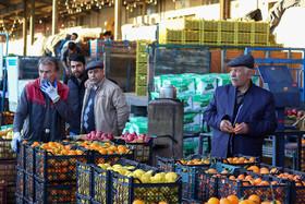 بازار داغ میوه و تره بار