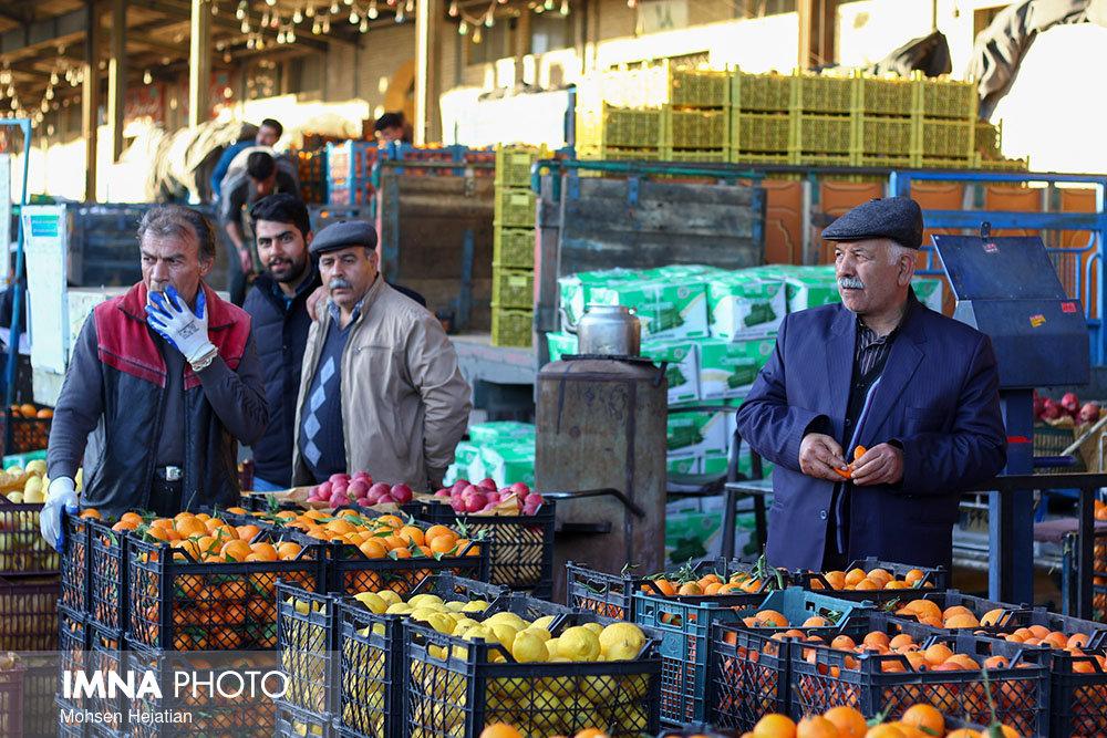 قیمت میوه و تره بار در بازار امروز ۲۹ آبانماه+ جدول