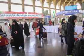 خوش آمدگویی شهردار اصفهان به مسافران نوروزی