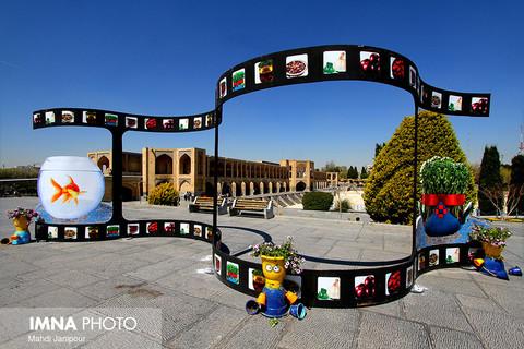 زیبایی های شهر اصفهان