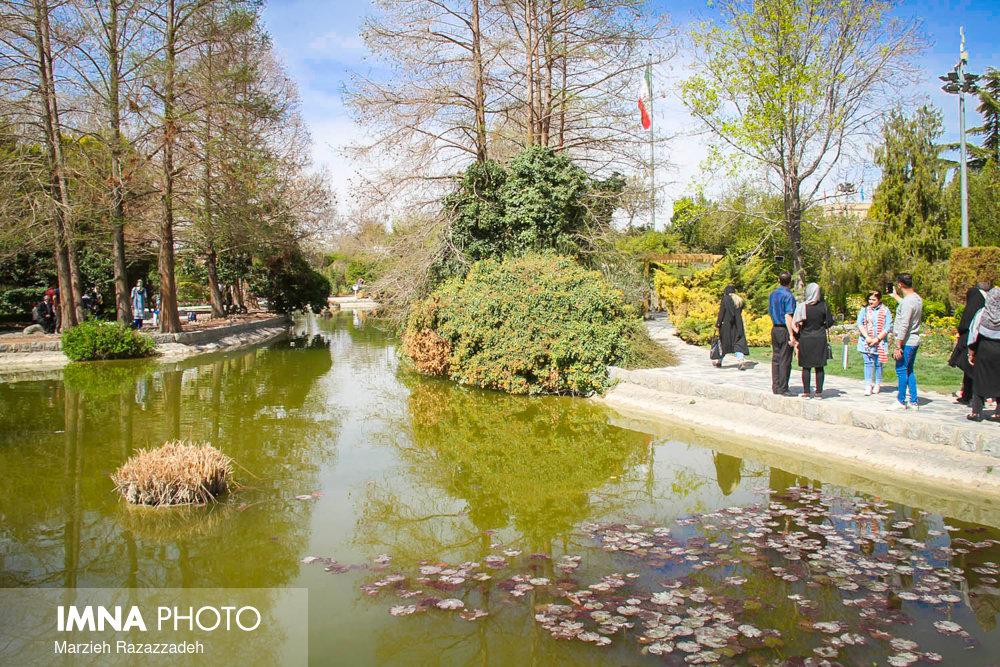 طرح ارتقای امنیت اجتماعی در پارکهای اصفهان اجرایی شد