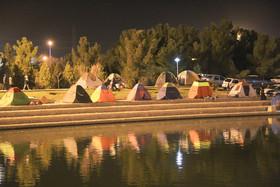 میزبانی باغ فدک از ۱۰ هزار مسافر