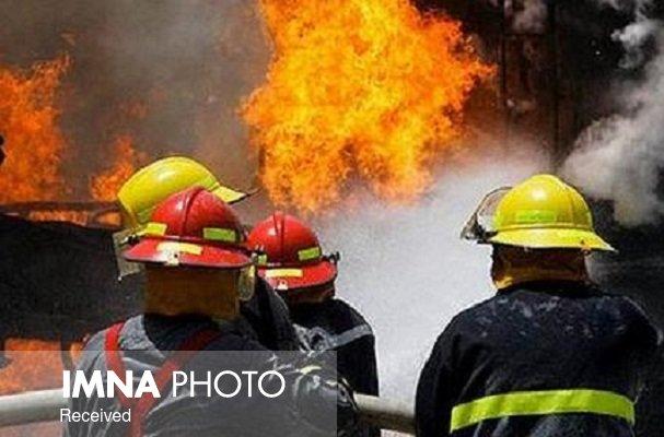 ساخت هشتمین ایستگاه آتشنشانی در زنجان